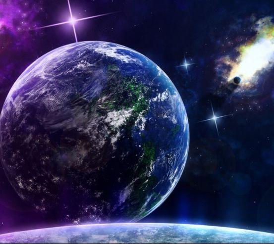 Фотообои Планета Земля 0773