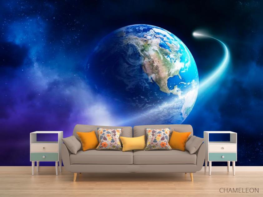 Фотообои Космос, Земля - 1