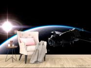 Фотообои Спутник и планеты - 4