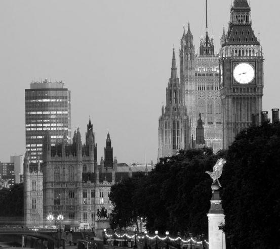 Фотообои Биг-Бен в Лондоне 10907