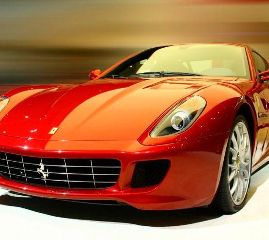 Фотообои Ferrari 12386