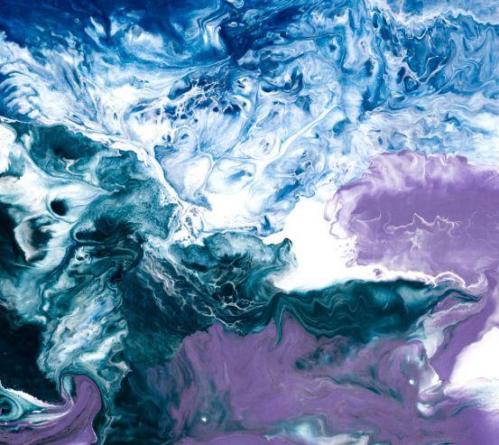 Фотообои Разноцветные мазки 24767
