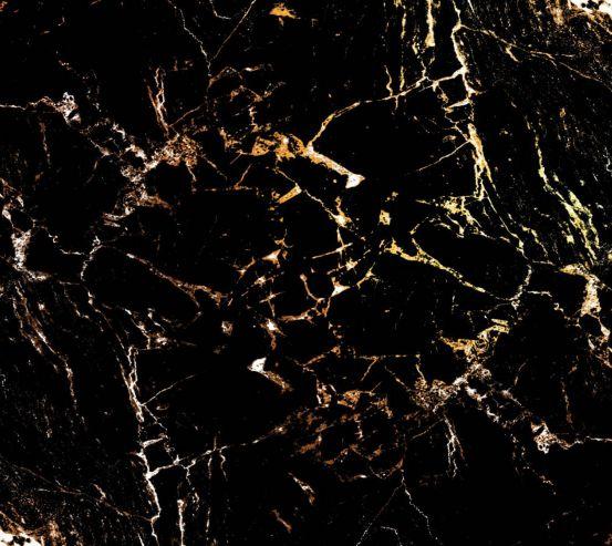 Фотошпалери чорний мармур з золотом 27631