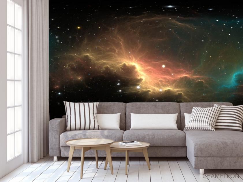 Фотообои Звёзды в небе - 3