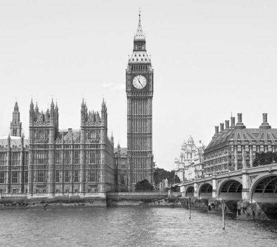 Фотообои  Лондонский Биг-Бен 6762