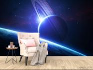 Фотообои Планета сатурн - 4