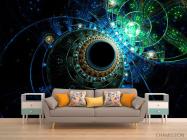 Фотообои Узоры планет - 1