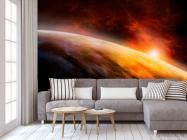 Фотообои Вспышки солнца - 3