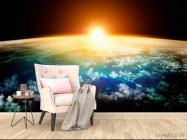 Фотообои Земля и солнце - 4
