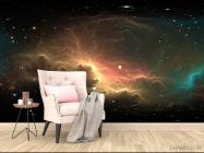 Фотообои Звёзды в небе - 4