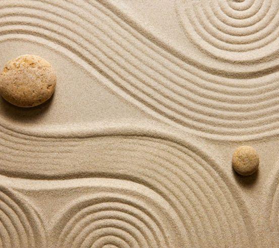 Фотообои Песок и камушки 22591