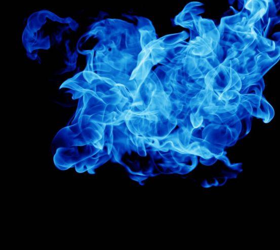 Фотообои Синяя абстракция 24464