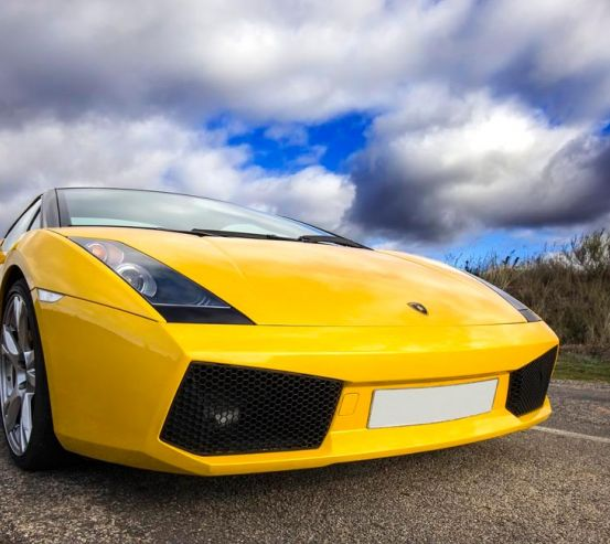 Фотообои Lamborghini Aventador F643 11786
