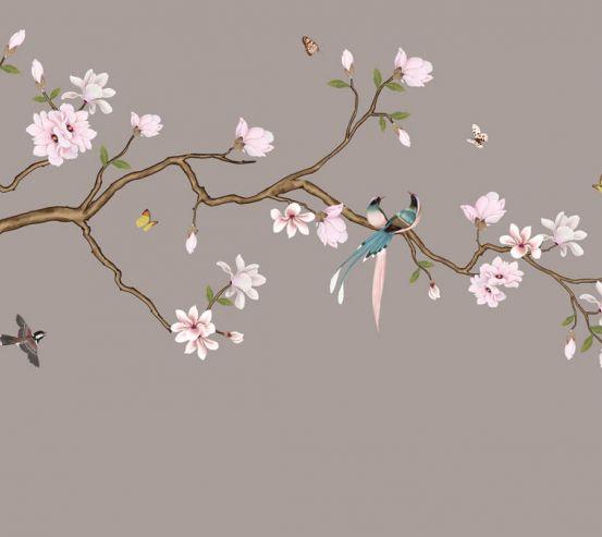 Фотообои Веткая в японском стиле 23060
