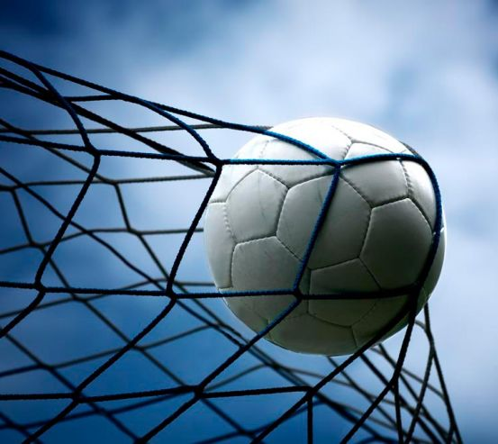 Фотообои Мяч в сетке 7196