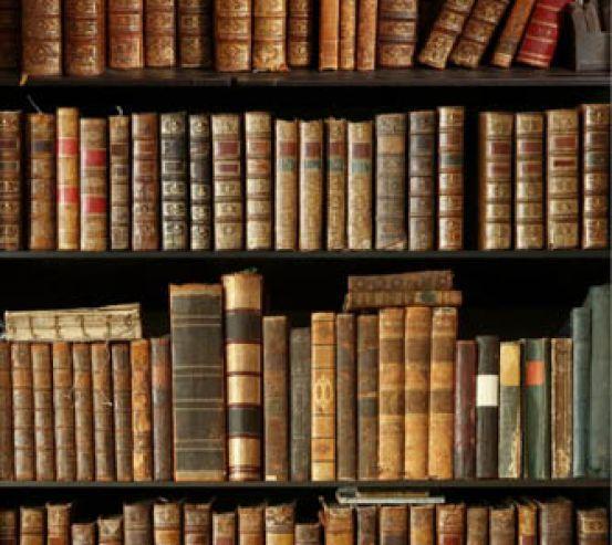 Фотошпалери Книжкові полиці 24890