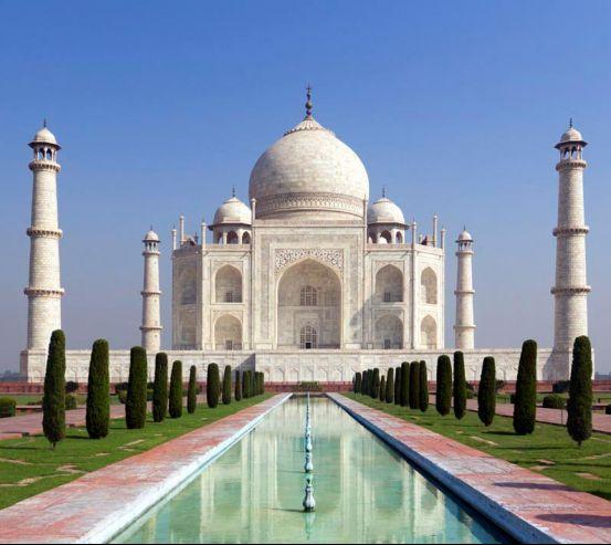 Фотообои Тадж Махал, Индия 12662