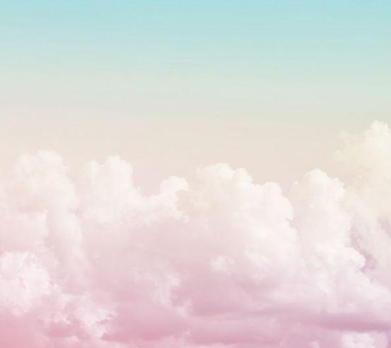 Фотообои Розовое небо 22940