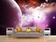 Фотообои Планеты в космосе - 1