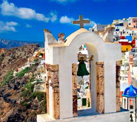 Фотообои Греция 2265