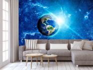 Фотообои Земля и солнце - 3