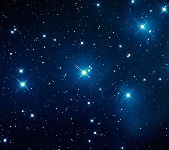 Фотообои Звезды в небе 8364