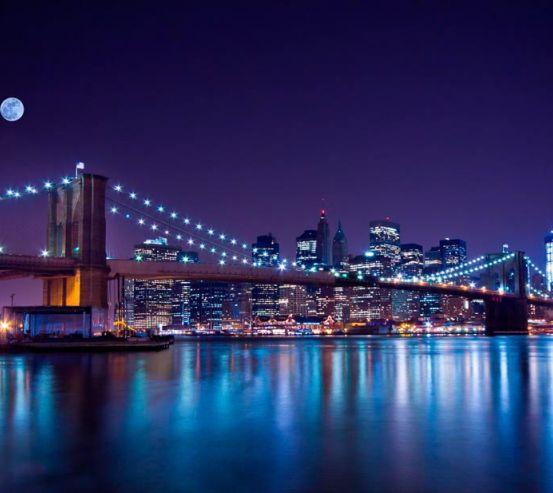 Міст в синяві 6535