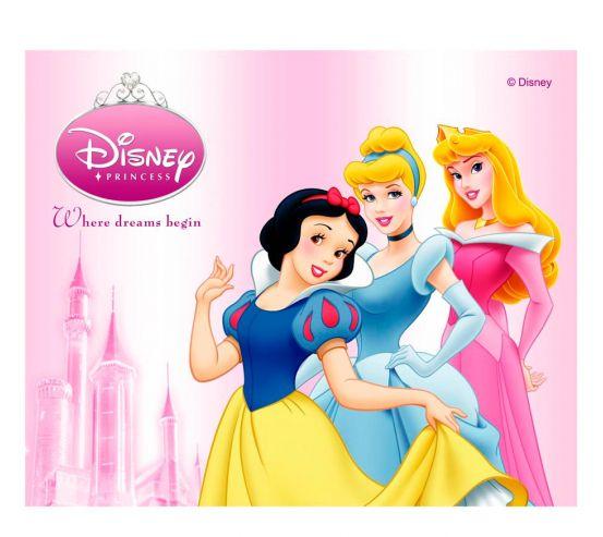 Фотообои 3 принцессы 1814