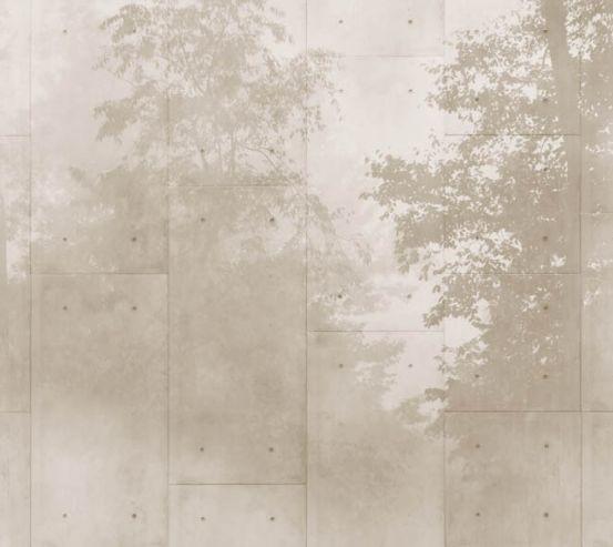 Фотообои Деревья в стиле лофт 23762