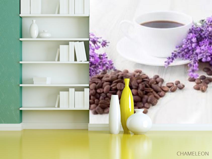 Кава, квіти - 3