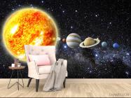 Фотообои Планеты солнечной системы - 4