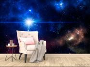 Фотообои Звезда в космосе - 4