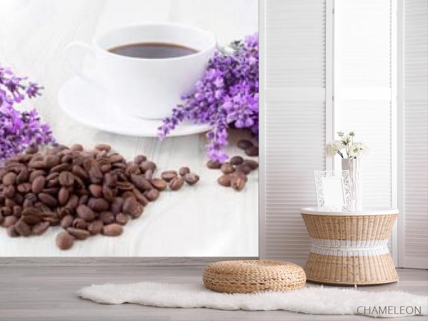 Кава, квіти - 2