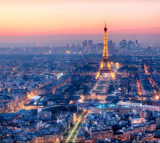 Фотообои Париж 19618