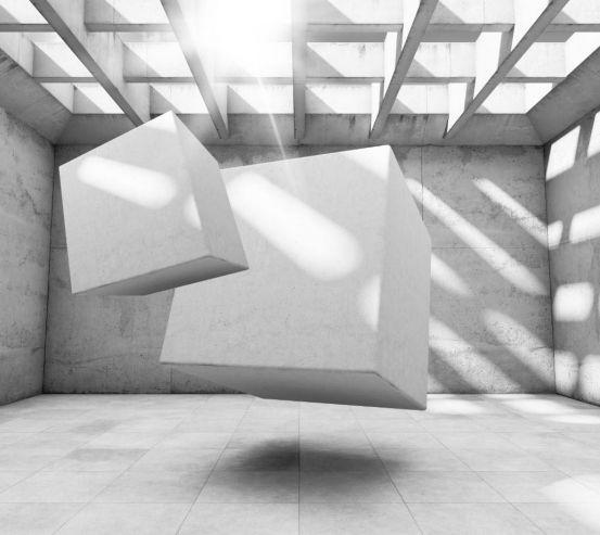 Фотообои 3д кубы 24921