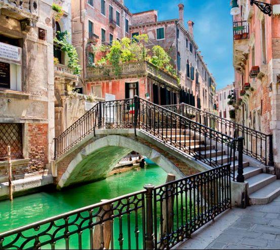 Фотообои Мост в Венеции 8303