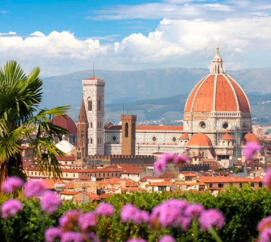 Фотообои Весна во Флоренции 4094