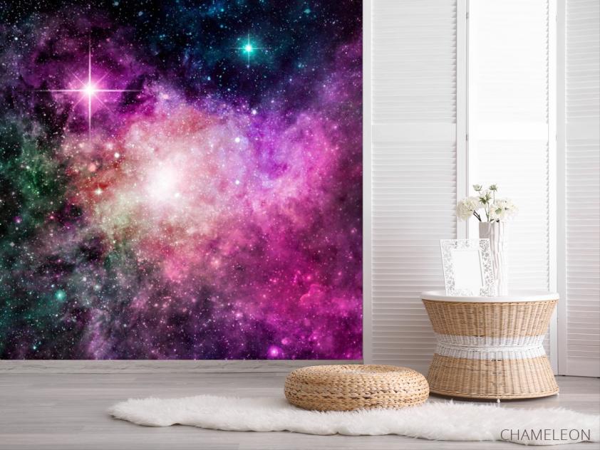 Фіолетова туманність - 2