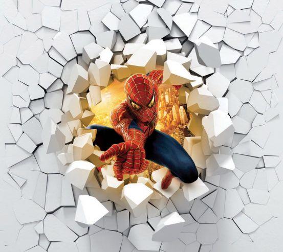 Фотообои Человек паук 16136