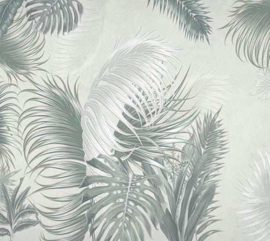 Фотообои Тропические листья 24202