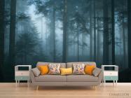 Фотообои темный лес - 1