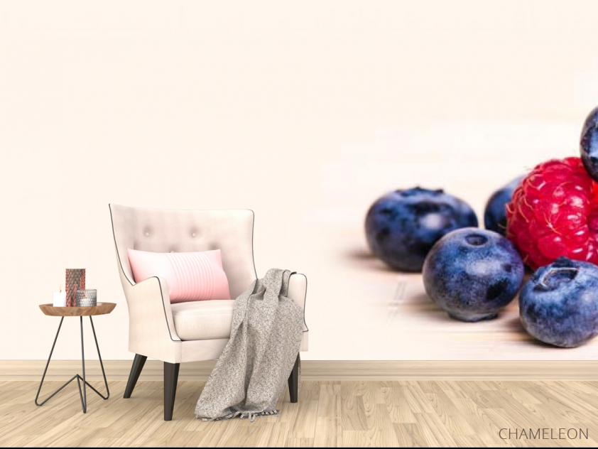 Фотообои ягоды - 4