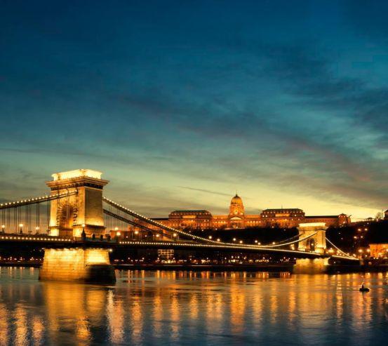 Фотообои Венгрия 4081