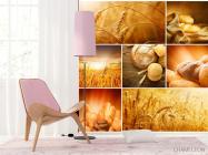 Фотообои Пшеница, хлеб - 4