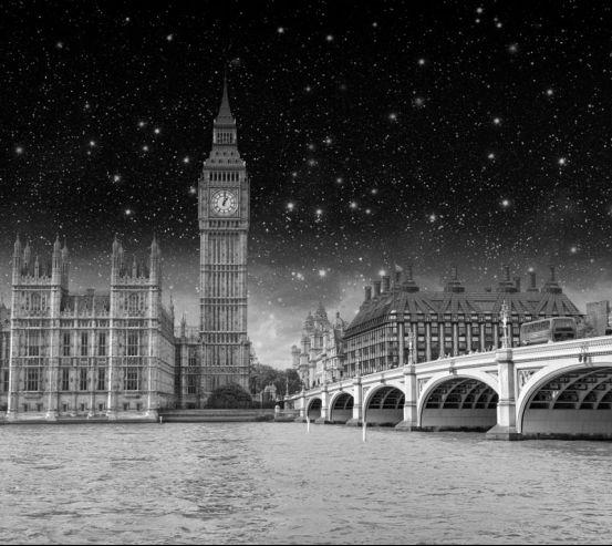 Фотообои Мост, Лондон 8978-h
