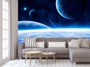 Фотообои Космос, горизонт - 3