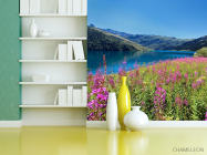 Фотообои Горное озеро - 3