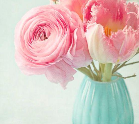 Фотообои Букет роз розовых 9693